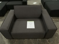 Sample sale loveseat